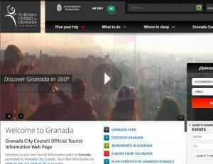 Turismo Ciudad de Granada